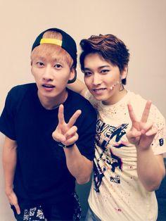 Super Junior Eunhyuk and Sungmin