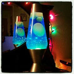 Lava Lamps Are Groovy