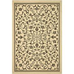 Indoor Outdoor Natural Rug 5'3 x 7'7 Area Carpet Persian Oriental Antique Floor in Home & Garden, Rugs & Carpets, Area Rugs | eBay