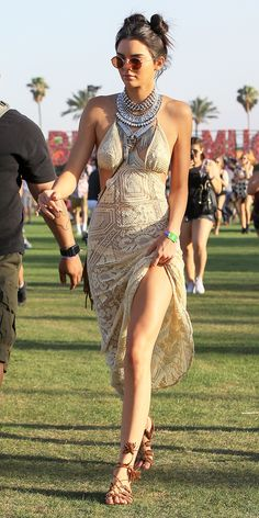 24 of Our Favorite Celebrity Looks from Coachella - Kendall Jenner  - from InStyle.com