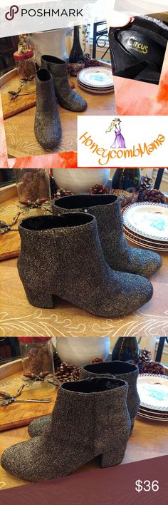 afe36861a Torrid Circus by Sam Edelman Silver Boots
