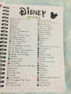 Netflix Movie List, Netflix Movies To Watch, Disney Movies To Watch, Film Disney, Good Movies To Watch, Bullet Journal Netflix, Bullet Journal Writing, Bullet Journal School, Film Hacks