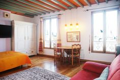 Rent Studio Ile-Saint-Louis, Paris 75004, Studio for 2 peoples - BOUR416