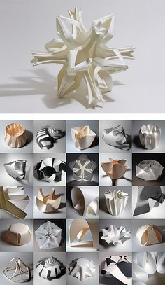 Modular Forms in Paper by Richard Sweeney
