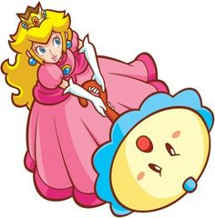 A collection of official artwork from Super Princess Peach for Nintendo DS. Images in this gallery include Peach in lots of different poses some of which with Perry her magical umbrella sidekick plus supporting artwork Princess Peach Costume, Mario And Princess Peach, Princess Daisy, Super Mario Kunst, Super Mario Art, Mario Bros., Mario And Luigi, Mario Party Games, Nintendo Princess