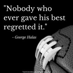 25 MORE of the Greatest Football Quotes Ever – Team Colors By Carrie Love funny quotes and inspirational quotes? ArtyQuote Canvas Art & Apparel was made for you!Check out our canvas art, prints & apparel in store, click that link ! Best Football Quotes, Inspirational Football Quotes, Motivational Quotes, Football Stuff, Football Coach Quotes, College Football Quotes, Football Slogans, Bbc Football, Football Treats