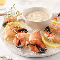 Jonah crabs are a cousin to Dungeness and stone crabs. While stone crab claws get all the headlines, Jonah crab claws are delicious in their own right
