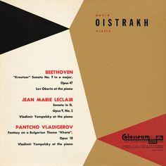 """Kreutzer"" Sonata No. 9 in A Major | David Oistrakh | Symphonie Fantastique"