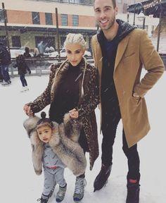Kim Kardashian & Family |@senayxo