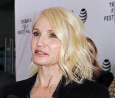 20 Gorgeous Shoulder-Length Haircuts for Women Over 50: Wavy Long Bob