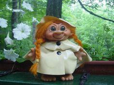 Thomas Dam Girl Troll Doll