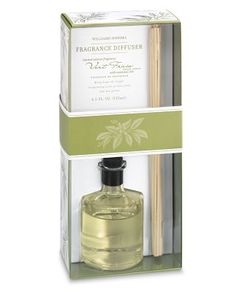 Williams-Sonoma Diffuser: Vert Frais (no idea what it means, but it smells like fresh herbs)