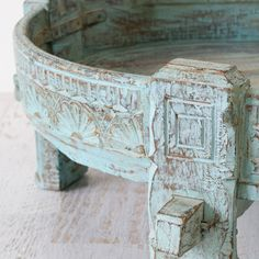margot grinder table | Sage and Clare