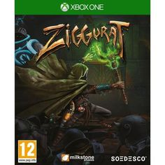 Ziggurat (Xbox One) by Soedesco - deal how to get Playstation, Xbox 1, Ps3, Jeux Xbox One, Xbox One Games, Videogames, Nordic Games, Game Mechanics, Games