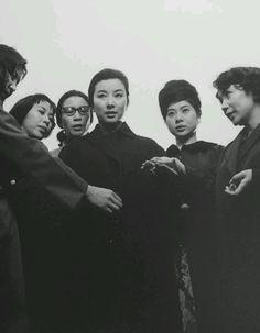 黒い十人の女 (1961)