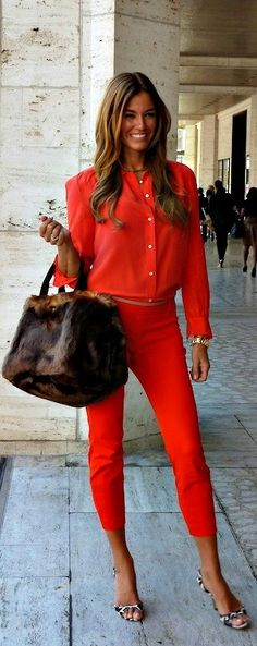 Gorgeous color. in the early 70s Dad had a real fur travel bag it looked like orangatang fur(but wasnt).One time at the airport a stranger tripped over it and apologized profusely for hurting our dog!Ha!Wish we kept it! Corinne Madias Fine Homes Michigan http://corinnemadias.kwrealty.com/