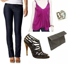 Date Night Outfits   Steph's Style Picks: Date Night   Lipstick Powder N Paint
