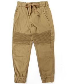Find TWILL MOTO JOGGERS (8-20) Boys Bottoms from Arcade Styles & more at DrJays. on Drjays.com