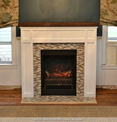 electric fireplace how to make a faux fireplace on the cheap antique white electric fireplaces bedroom luxe for