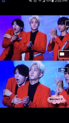 I do that face a lot Leo Oppa xD thanks for joining me Leo's face is priceless © as watermarked