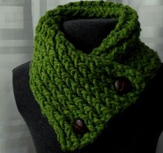 I just need some chunky cotton yarn and about 90 minutes.