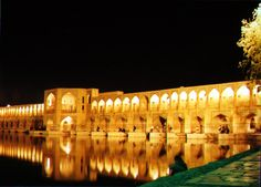 33 Poll (33 Bridges) Esfahan, Iran