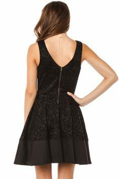 Midnight Dance Dress