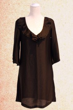 Items similar to Superb little black dress, perfect for any ocassion, you will love it on your body on Etsy Vintage Shops, Cold Shoulder Dress, Trending Outfits, Stuff To Buy, Shopping, Black, Dresses, Fashion, Vestidos