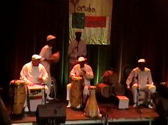 Latin percussion, conga drums, Video