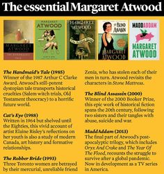 THE ESSENTIAL MARGARET ATWOOD