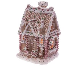 Gingerbread House Accent Light | Collections | Holidays | Elegant 39.99                                   Christmas - Cracker Barrel Old Country Store