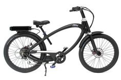 From Ford Cars to Ford Electric Bikes (by Pedego Electric Bikes)  http://electricbikereport.com/ford-electric-bikes-pedego/
