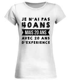 Printed T Shirt Tee génial depuis 1960 Joyeux Anniversaire Cadeau Idée Cadeau Unisexe