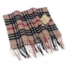 Burberry scarves under $35