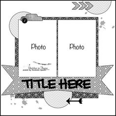 Mezzanine Spears: 2015 & 2014 Schéma The post Mezzanine Spears: 2015 & 2014 Schéma appeared first on Upload Box. Scrapbook Layout Sketches, Scrapbook Titles, Scrapbook Templates, Baby Scrapbook, Travel Scrapbook, Card Sketches, Scrapbook Paper Crafts, Scrapbooking Layouts, Scrapbook Cards