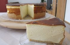Greek Desserts, Party Desserts, Greek Recipes, Low Calorie Cake, Low Calorie Recipes, Cake Cookies, Cupcake Cakes, Food Network Recipes, Cooking Recipes