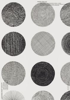 Graphic Trial | Rikako Nagashima