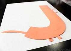 Letter J Craft for Preschoolers