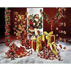 Dekoidee Weihnachtspäckchen