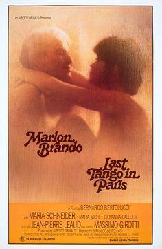 Ultimo tango a Parigi (1972) by Bernardo Bertolucci