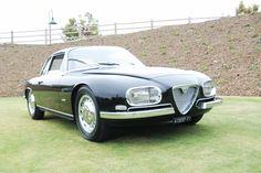 Classic Car News Pics And Videos From Around The World Alfa Cars, Alfa Romeo Cars, Retro Cars, Vintage Cars, Alfa Romeo 2600, Maserati, Ferrari, Automobile, Alfa Romeo Spider