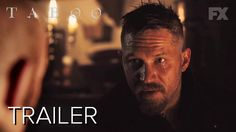 Taboo: FX Releases Tom Hardy Series Trailer - canceled TV shows - TV Series Finale - Cars Tom Hardy In Taboo, Taboo Tv, James Delaney, Franka Potente, Steven Knight, Jonathan Pryce, Michael Kelly, Bbc One, Star Wars Episodes