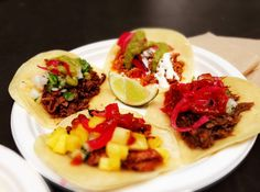 La Taqueria: Life is better when you taco - Vancouver Foodie Tours Vancouver Food, Best Food Trucks, Great Recipes, Life Is Good, The Best, Budget, Meat, Ethnic Recipes