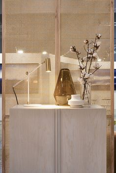 Rattan & pine screens by Angela harry Real Living Magazine, Style Marocain, Interior Styling, Interior Design, Vogue Living, The Design Files, Metal Walls, Rattan, Interior Architecture
