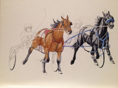 Watercolor in progress