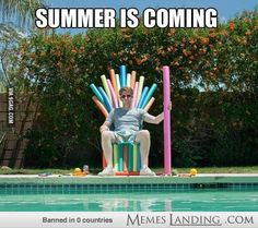 Game of Thrones funny winter  summer is coming