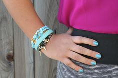 40 DIY Bracelets You Need to Check Out | Brit + Co
