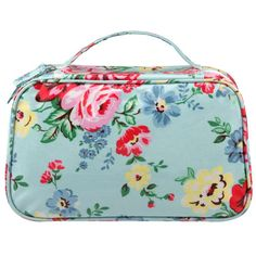 Park Rose 2-Fold Toiletry Bag