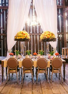 Lavish Dulhan South Asian bridal magazine photo shoot at Cambium Farms; Barn Lighting, Chandelier Lighting, Lighting Ideas, Head Table Decor, Asian Bridal, Wedding Decorations, Table Decorations, Farms, Rustic Wedding