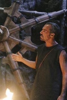 "Man in Black ""LOST"" - Titus Welliver"